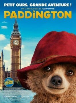 Paddington, un ours brun à Londres !