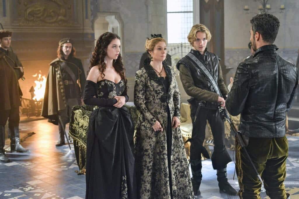 reign série mary stuart destin d'une reine