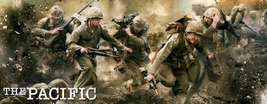 the pacific série guerre historique