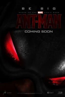 Ant-Man : La bande d'annonce du film !