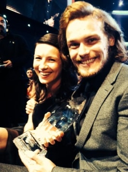 Outlander récompensé aux People's Choice Awards !
