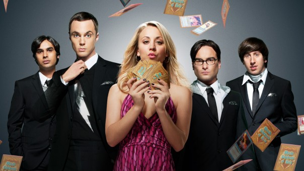 The Big Bang Theory personnages série