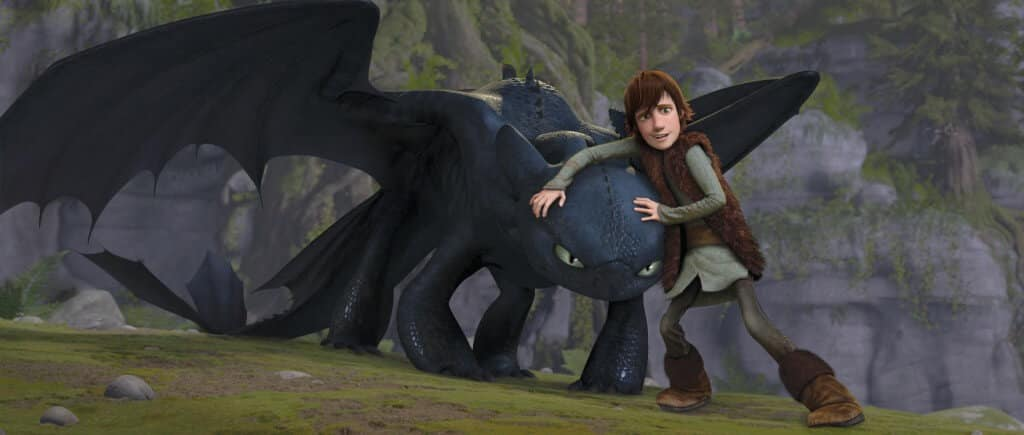 How To Train Your Dragon film 2010
