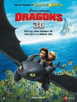Dragons : How to train your dragon, le film d'animation