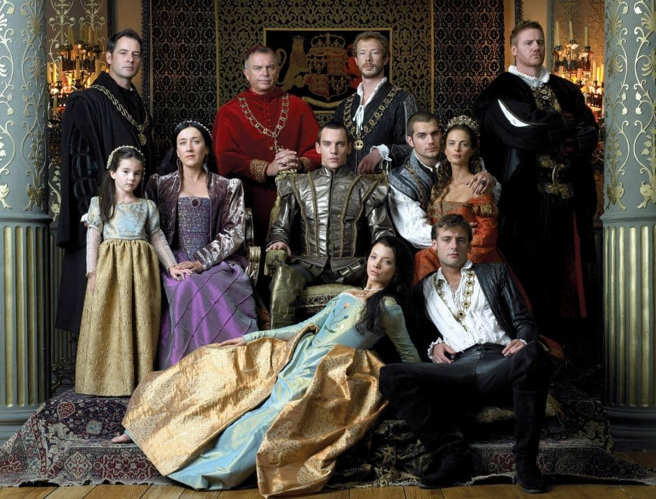 the tudors promo series