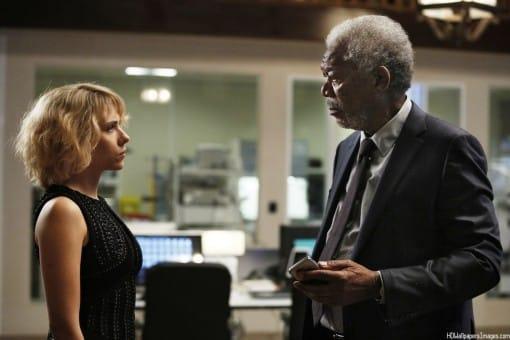 Lucy et le professeur Norman