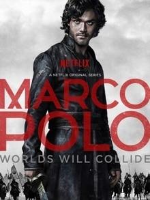 Marco Polo, la Route de la Soie, la série historique