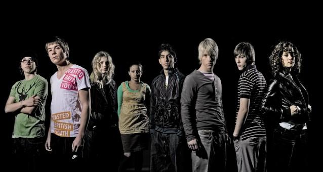 Les acteurs de Skins