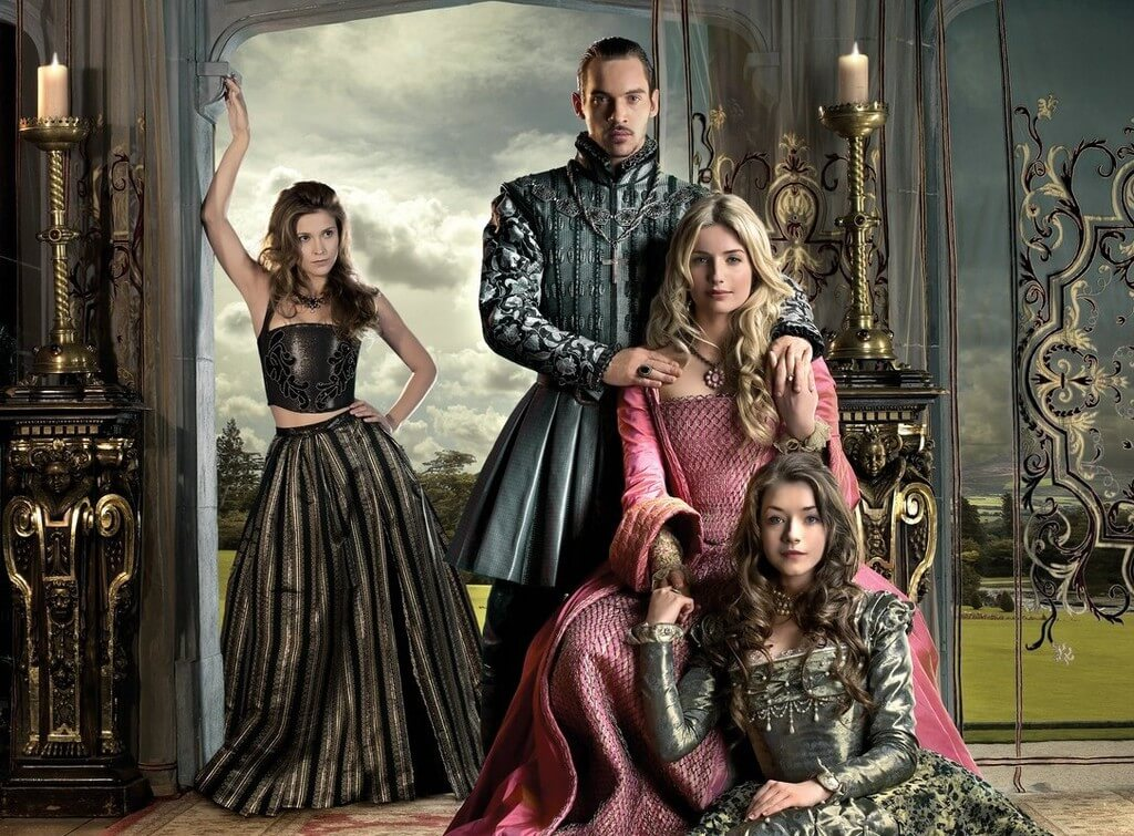 the tudors saison 3 serie
