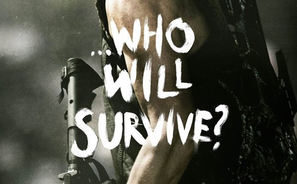the walking dead saison 5 poster