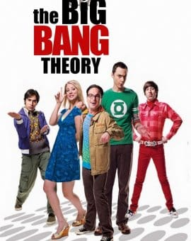 The Big Bang Theory, la série geek culte