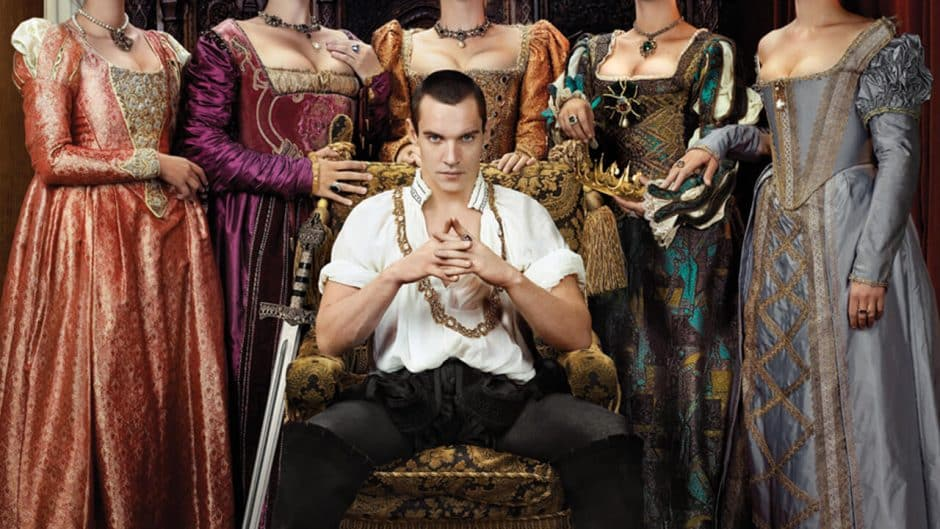 the tudors serie