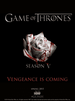 game of thrones saison 5 affiche poster