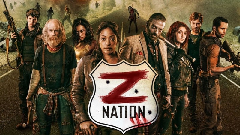 z nation serie zombie post apo