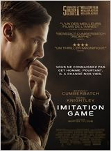 Imitation Game affiche poster