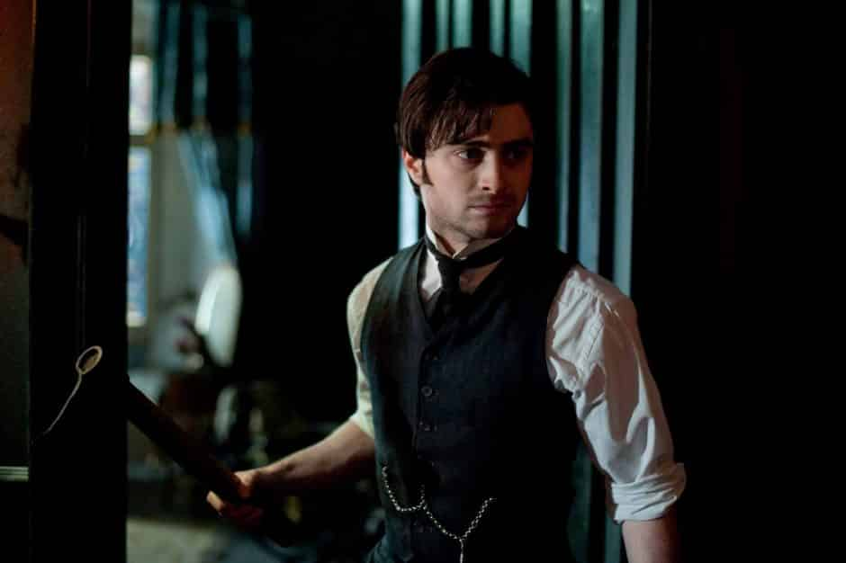 la dame en noir daniel radcliffe  woman in black