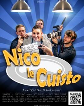 Nico le Cuisto, la série Web culinaire