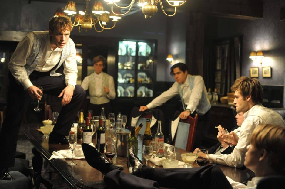the riot club restaurant diner