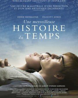 Une Merveilleuse histoire du temps, le film de James Marsh
