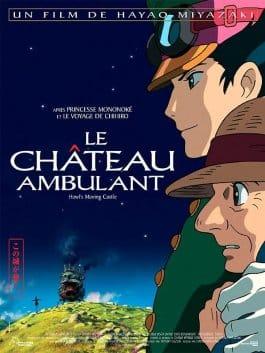 Le Château Ambulant, le film d'animation de Miyazaki