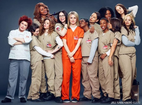 Les filles d'Orange is the New Black série