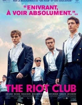 The Riot Club, la Jeunesse dorée britannique