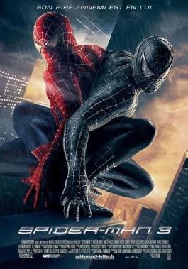 Affiche Spider Man 3