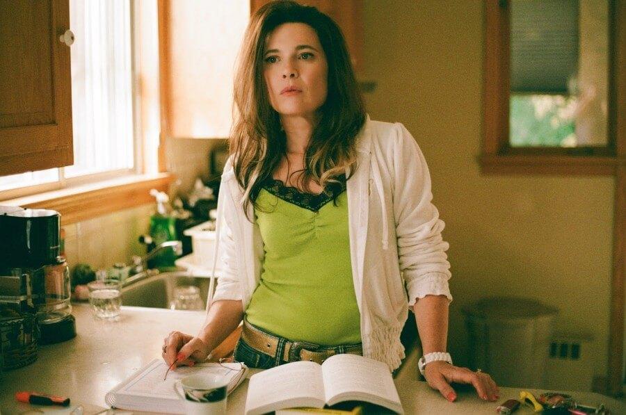 Diane, la mère de Steve