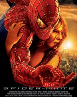 Affiche Spider Man 2