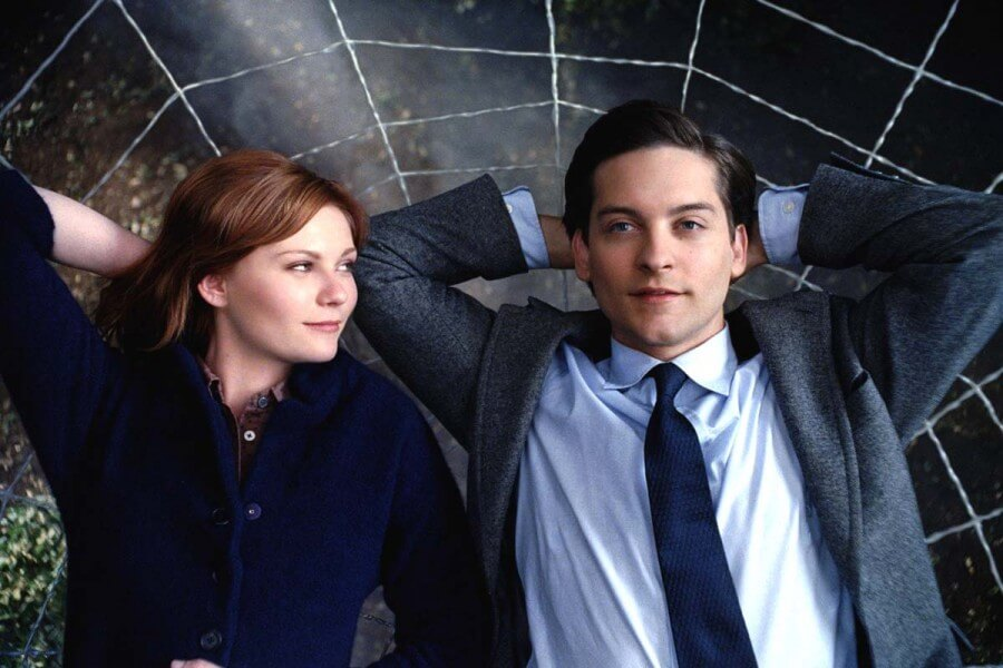 Peter Parker et Mary-Jane