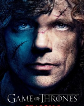 affiche game of thrones tyrion lannister