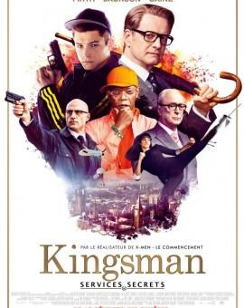 kingsman affiche film services secrets espionnage