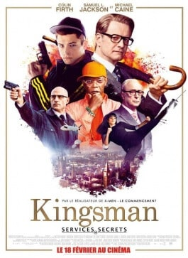 Kingsman : Services secrets, le film de Matthew Vaughn