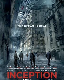Inception, le chef d'oeuvre de science-fiction de Christopher Nolan