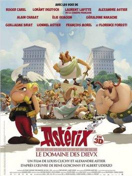 Astérix Le Domaine des Dieux, le film d'Alexandre Astier et Louis Clichy