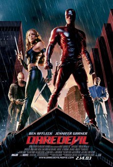 daredevil film affiche