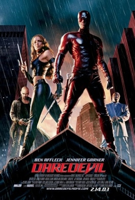 Daredevil, le film de Mark Steven Johnson