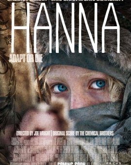 Hanna : Adapt or die, le film de Joe Wright