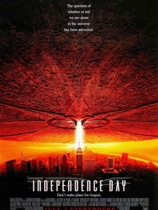 Independence day poster affiche