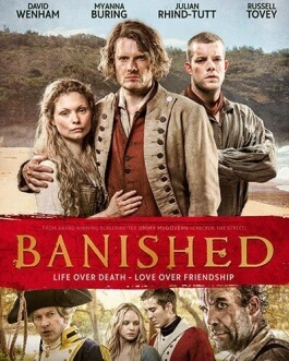 banished serie affiche poster