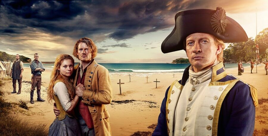 banished serie
