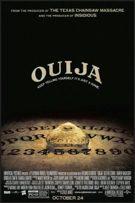 ouija poster film affiche