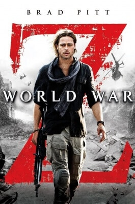 world war z poster affiche