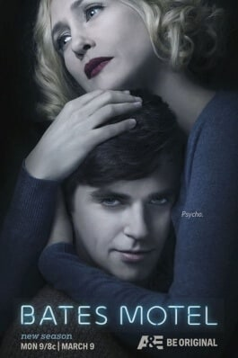 Bates Motel poster serie affiche