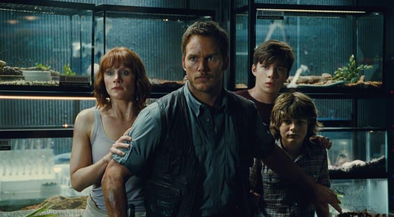 Owen, Claire et les enfants