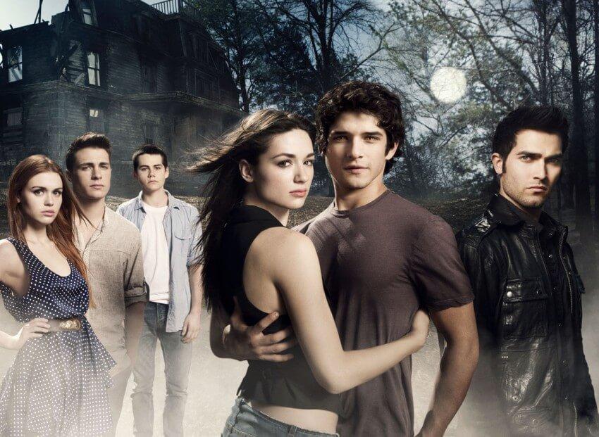 teen wolf saison1