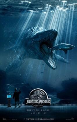 Jurassic World, le retour de la légende !