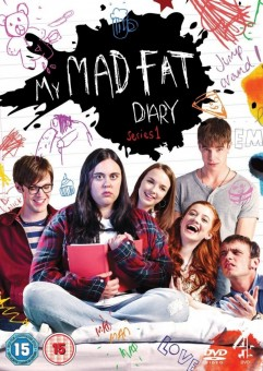 Journal d'une ado hors norme (My Mad Fat Diary) poster affiche serie