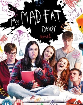 My Mad Fat Diary (Journal d'une ado hors norme) !