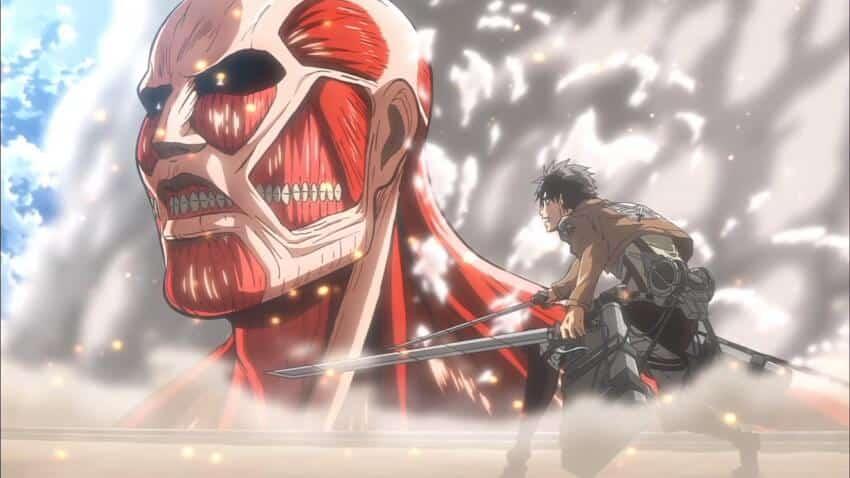 shingeki-no-kyojin l'attaque des titans